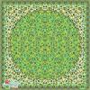 مربع مهتاب سبز فسفری
